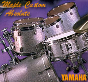 Yamaha Maple Custom Absolute Pro Set